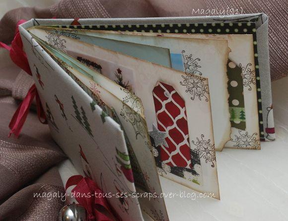 Minis albums {Noël}