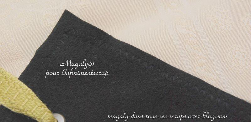 Canvas sur tissu