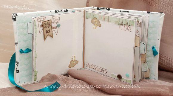 Mini naissance enveloppes {Ours}