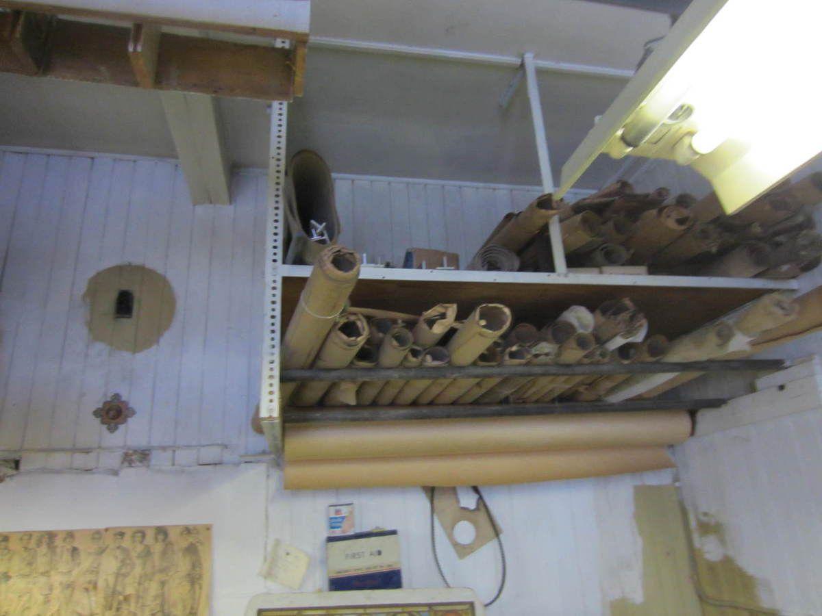 L'atelier d'un grand maître verrier, Guido Nincheri