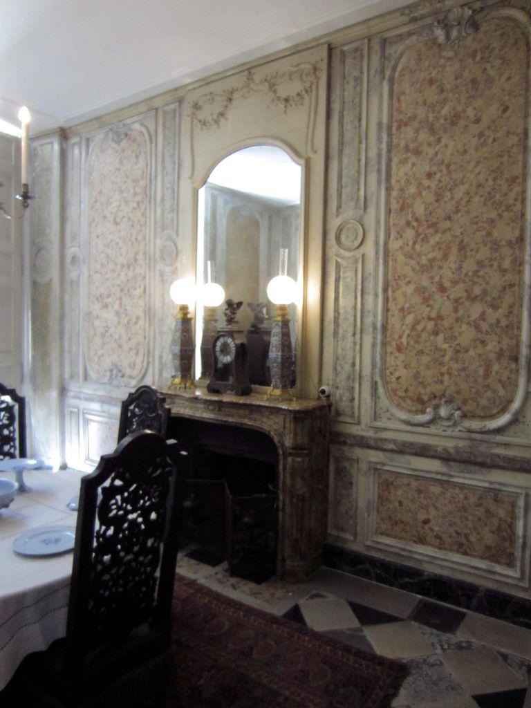Champs sur Marne, de Mme de Pompadour à Marcel Proust et...