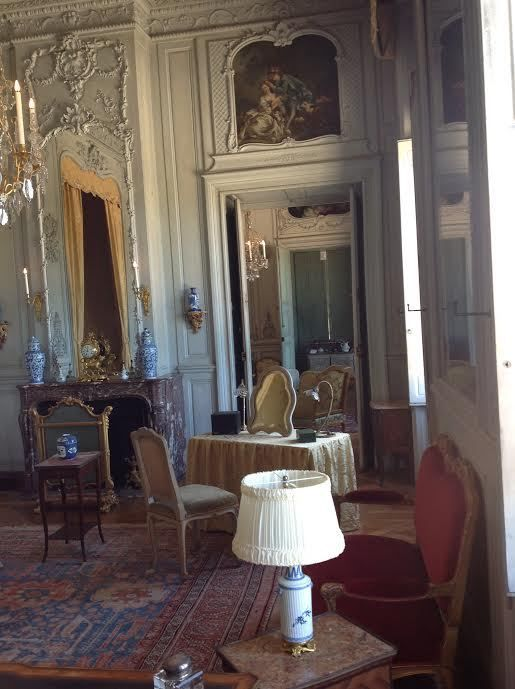 Château de Champs-sur-Marne, la suite