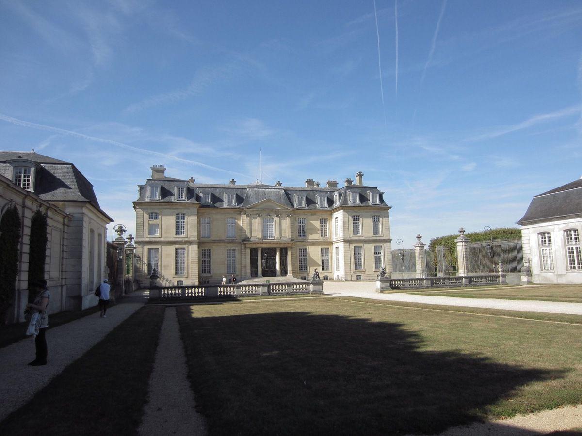 Les jardins de Champs sur Marne