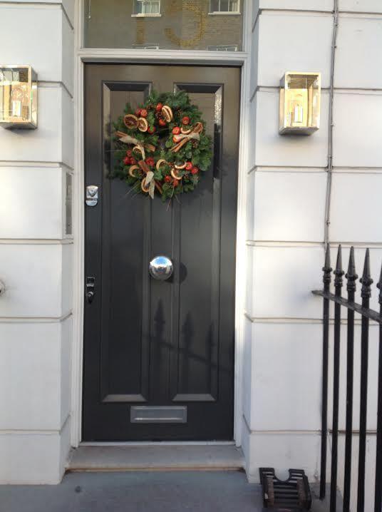 Londres avant Noël