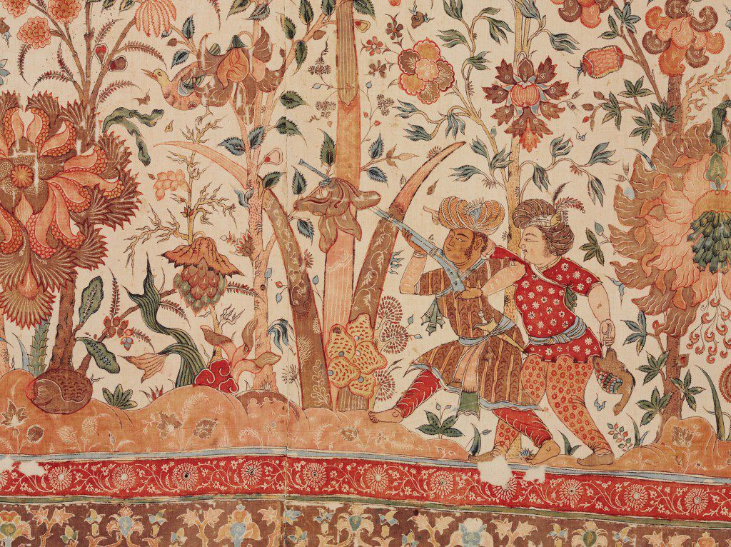 The Fabric of India at the V&amp&#x3B;A
