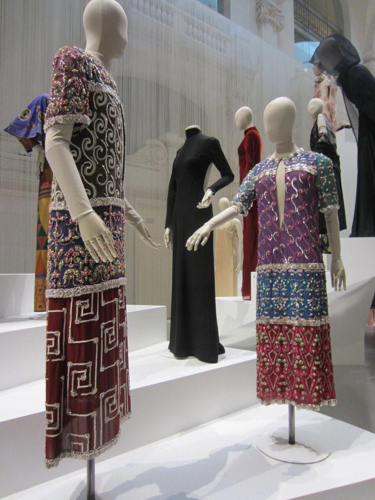 Trois siècle de mode- la suite