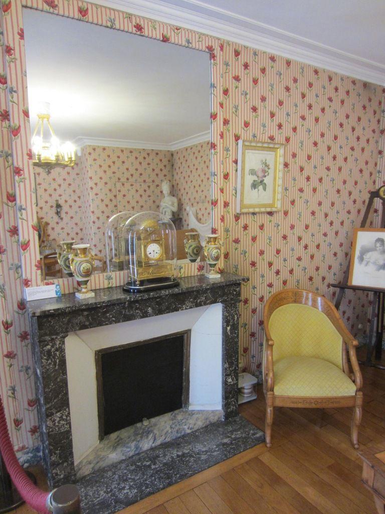 La chambre de Juliette de Récamier