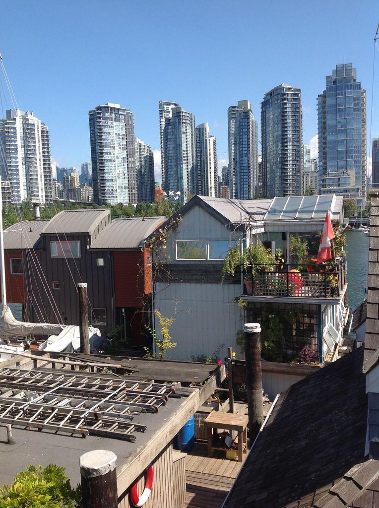 Autour de Granville Island- Vancouver ... la suite