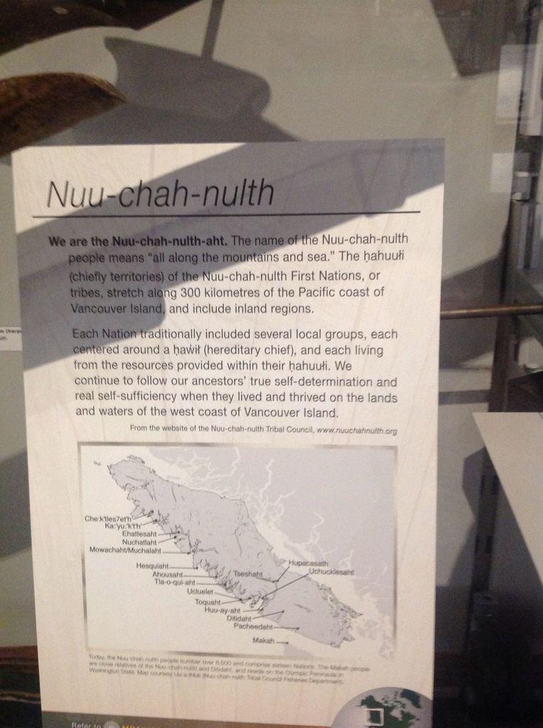 Le Musée d'Anthropologie de UBC à Vancouver et la culture  Amérindienne de la côte du Pacifique