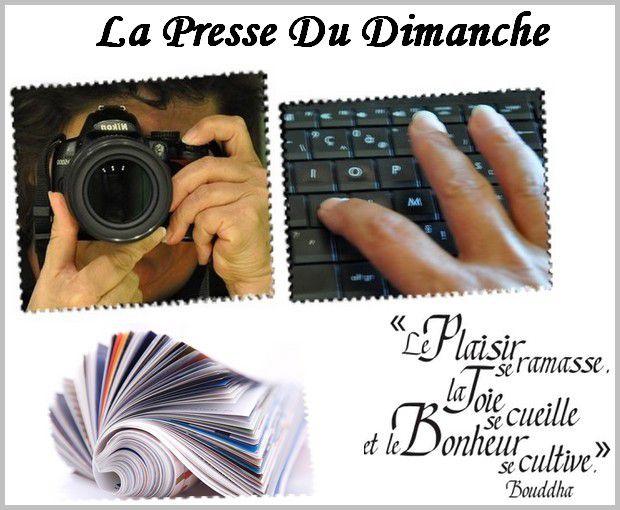 La Presse du Dimanche 15/03
