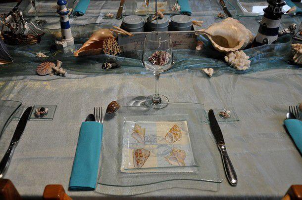 ma table : les grandes marées à la montagne...