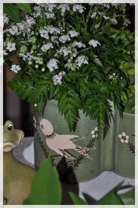 ma table fleurs de mai...