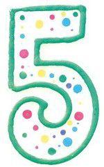 vos cadeaux d'anniversaire de blog...un vrai bonheur