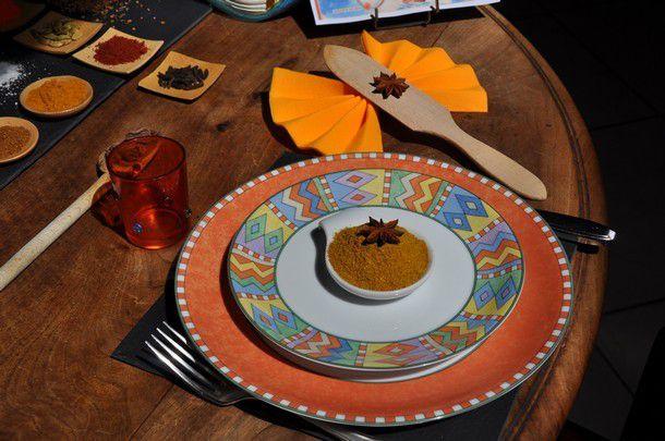 ma Table la Route des épices