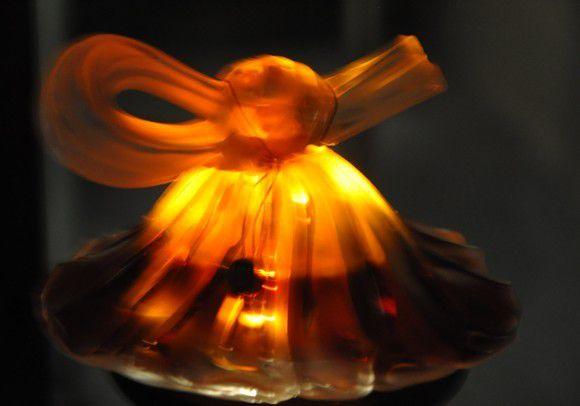 Fin de la promenade des parfums à Chamerolles
