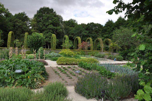 la ronde des parcs et jardins
