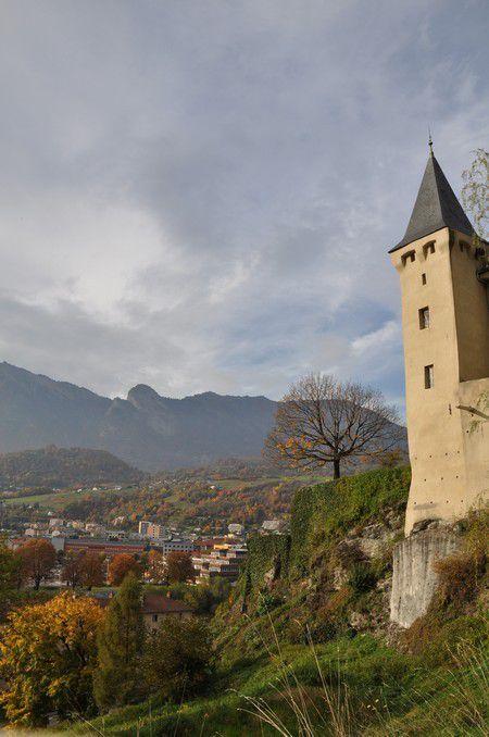 Conflans en Savoie fin...