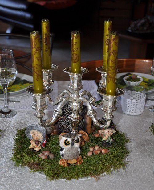 """ma table """"un dimanche en famille"""""""