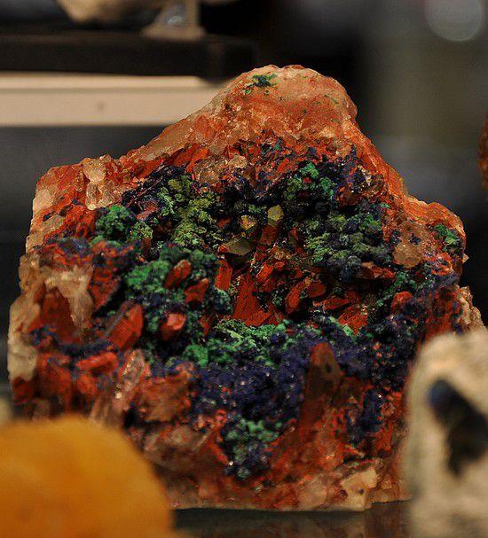 feu d'artifice minéral...pour finir l'année en couleur