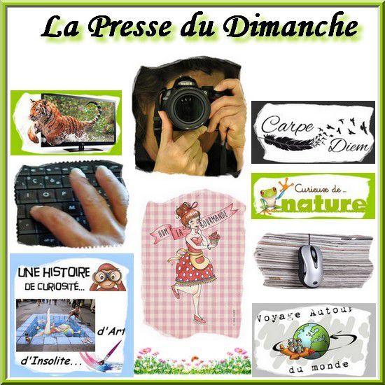 La Presse du Dimanche 06/12