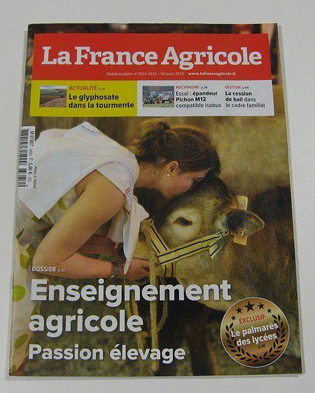La Presse du Dimanche 10/04