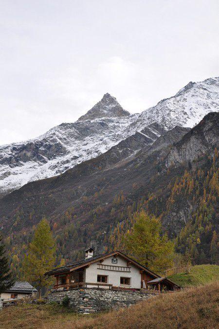 Savoie... &quot&#x3B;que la montagne est belle&quot&#x3B;