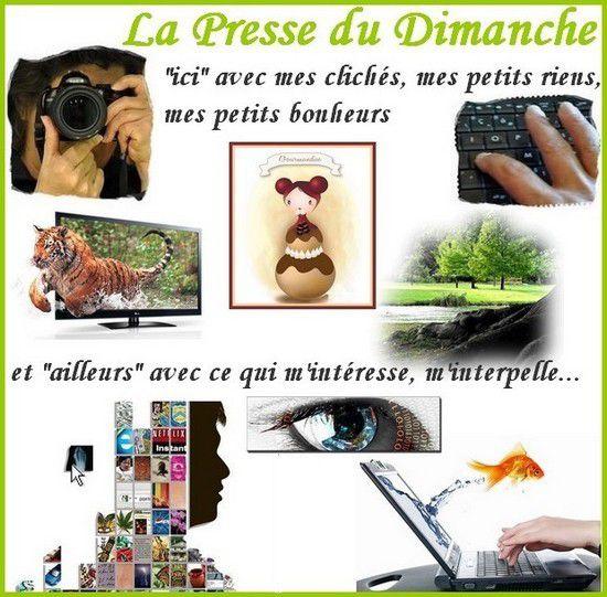 La Presse du Dimanche 16/04