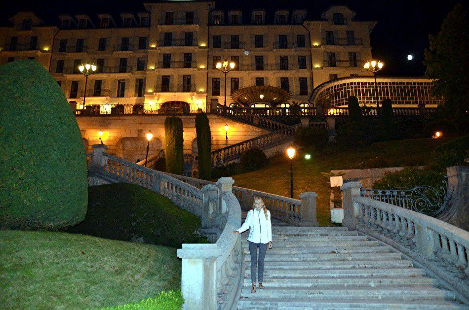 LOUISIANE &amp&#x3B; BELLE EPOQUE A MENTHON SAINT BERNARD ( Savoie1)