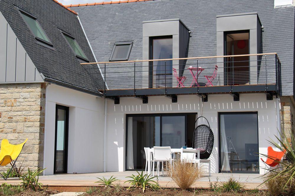 nouvelle terrasse et balcon