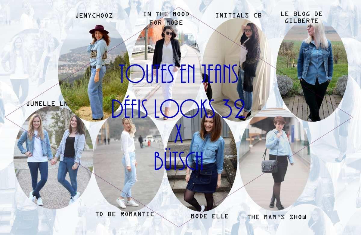 Défis look #32 La Perle Bütsch