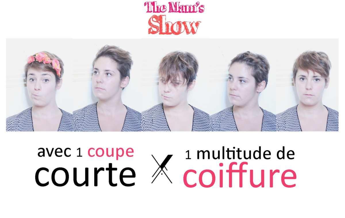 idée coiffures courtes