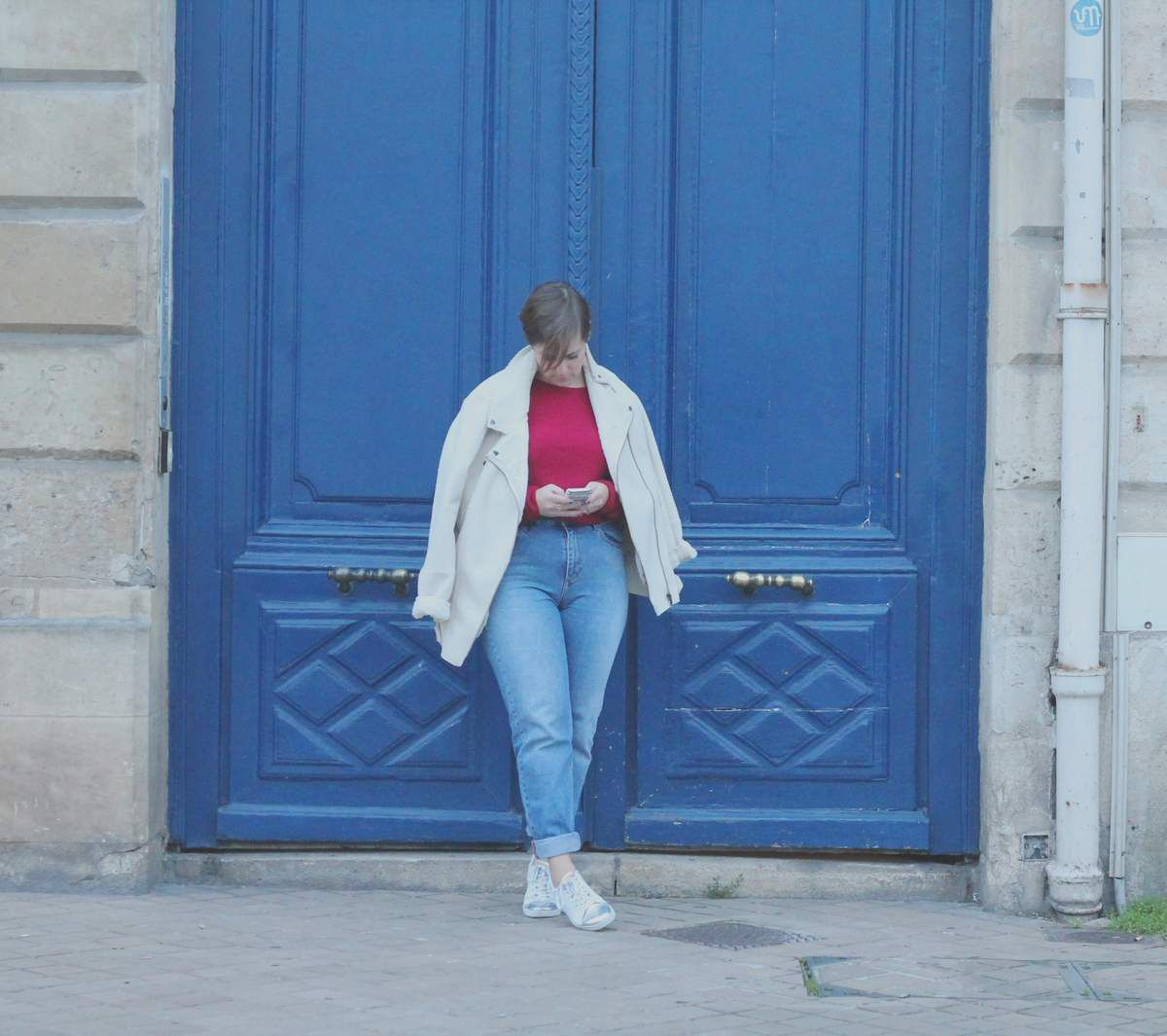 Vive la France Bleu Blanc Rouge
