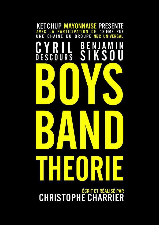 Boys band theorie de Christophe Charrier en ligne