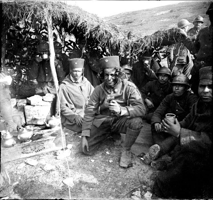 Les Isséens tués à Verdun - 1/2