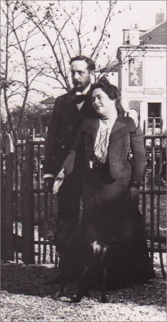 Auguste Gervais et Françoise-Marie Picoche.