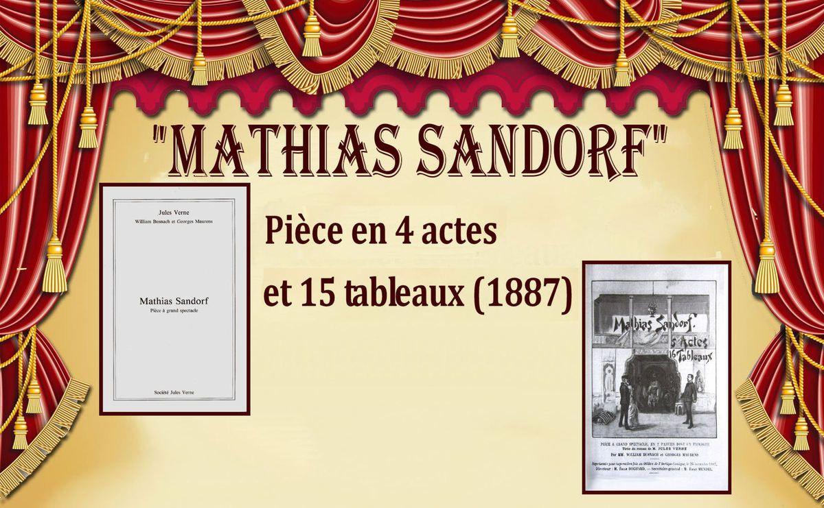 "William Busnach et Georges Maurens, ""Mathias Sandorf"""