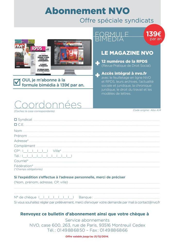 Brochure CGT - Un syndicat c'est quoi ?