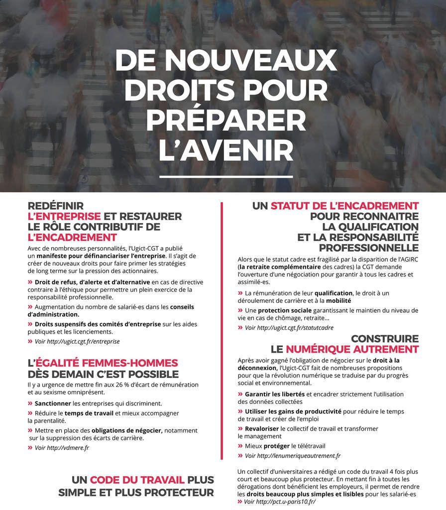 Le projet d'ordonnances de M. Macron, un dangereux déni de démocratie qui aura un impact sur le droit du travail !!