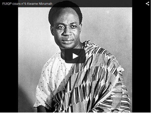 Kwame N'Kruhmah (FUIQP)