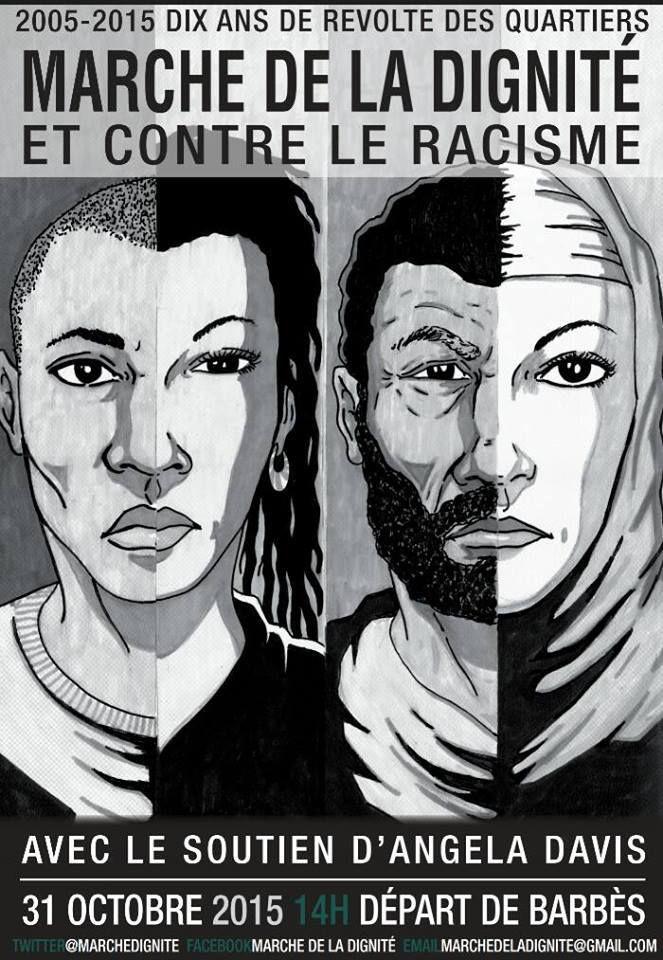 Marche de la dignité - Reportage AlterJT #75