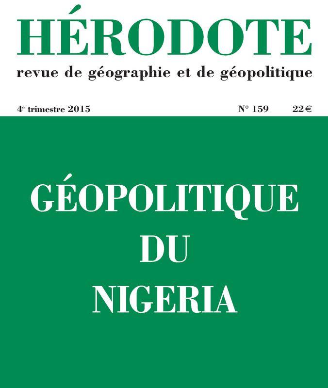 Géopolitique du Nigéria (Hérodote)