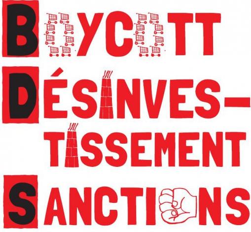 Campagnes BDS (boycott, désinvestissement, sanctions) : Déclaration du PCF