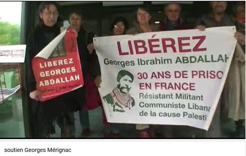 Liberté pour Georges Ibrahim Abdallah