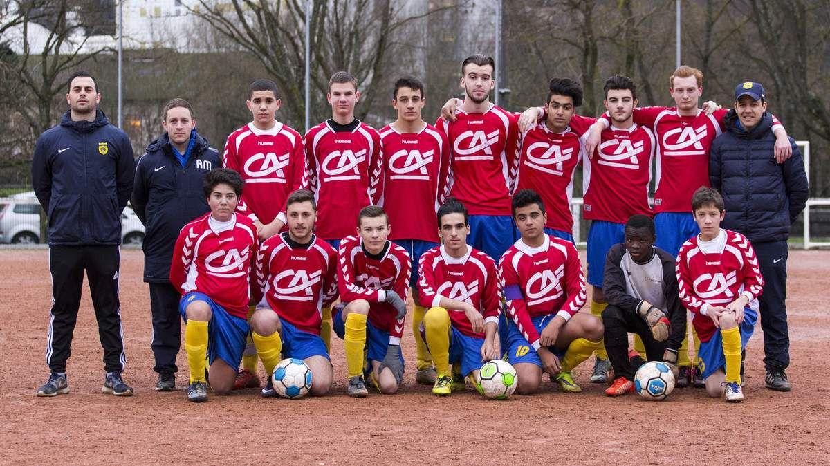 U17: Les Fontainois tentent de réagir !!