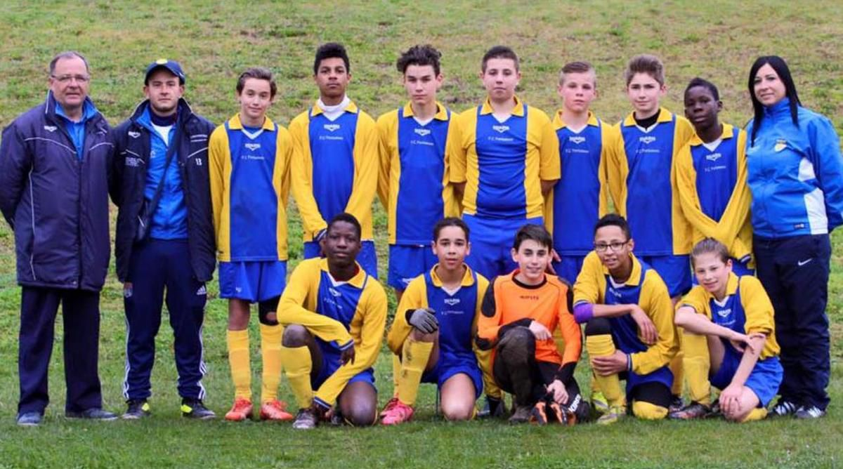U15 - Tournoi à l'AS Chavanay
