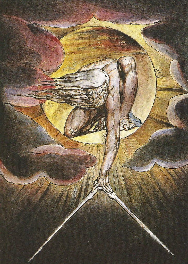 William Blake et Lalou