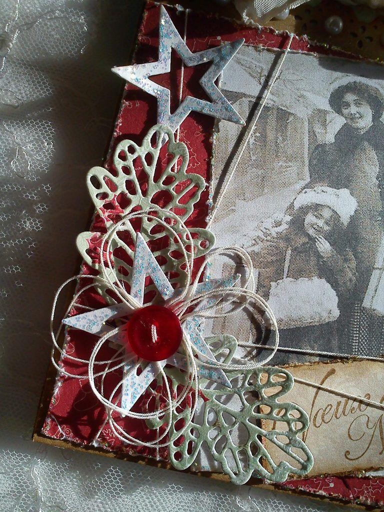 Cartes de Vœux Vintage par Athéna + info