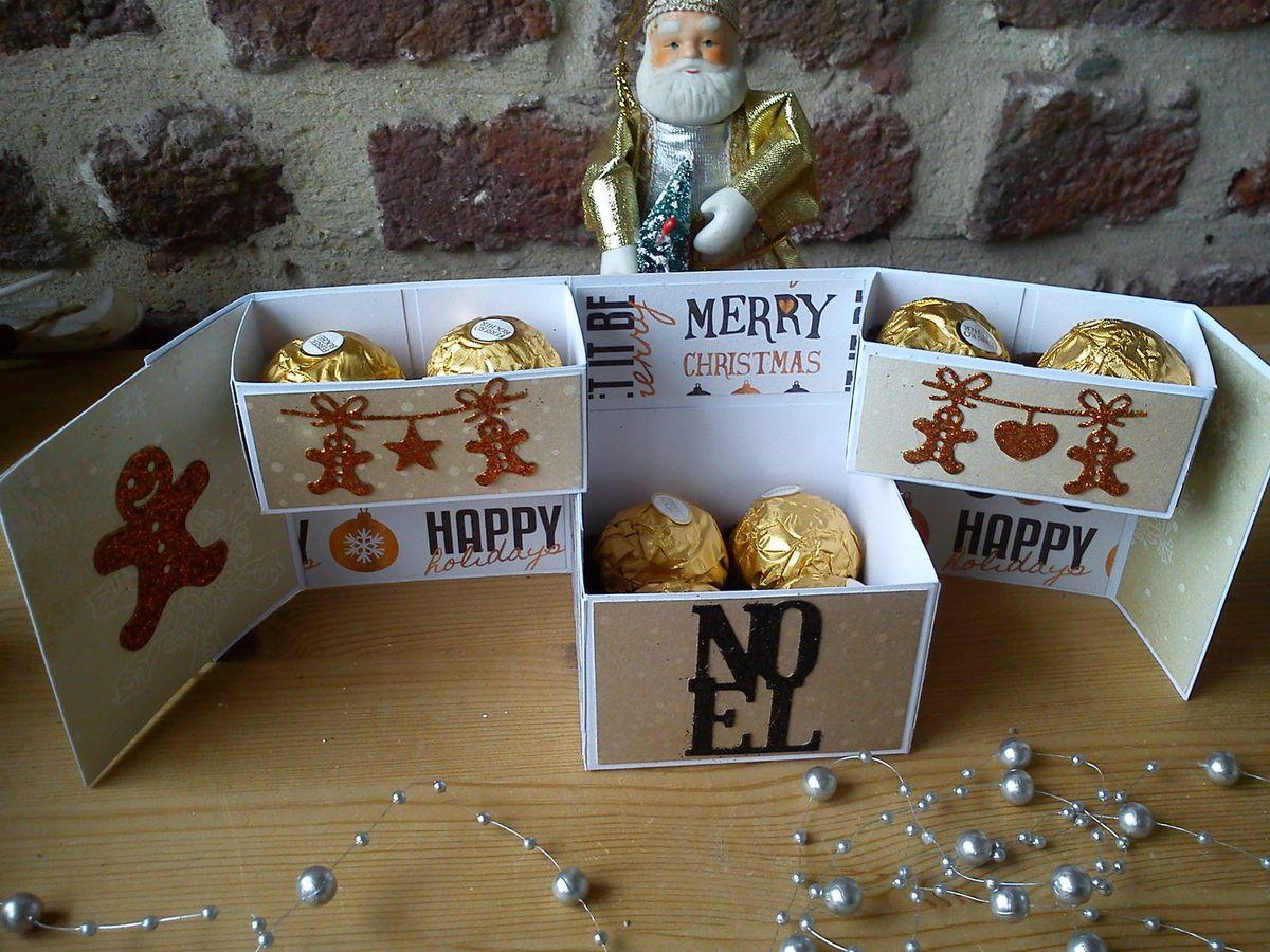 Petites créations de Noël par Athéna