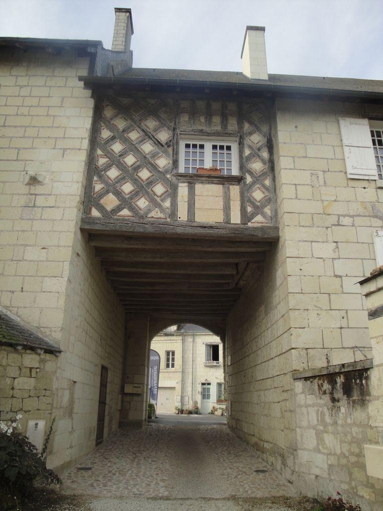 Entre belles maisons et jolies ruelles.