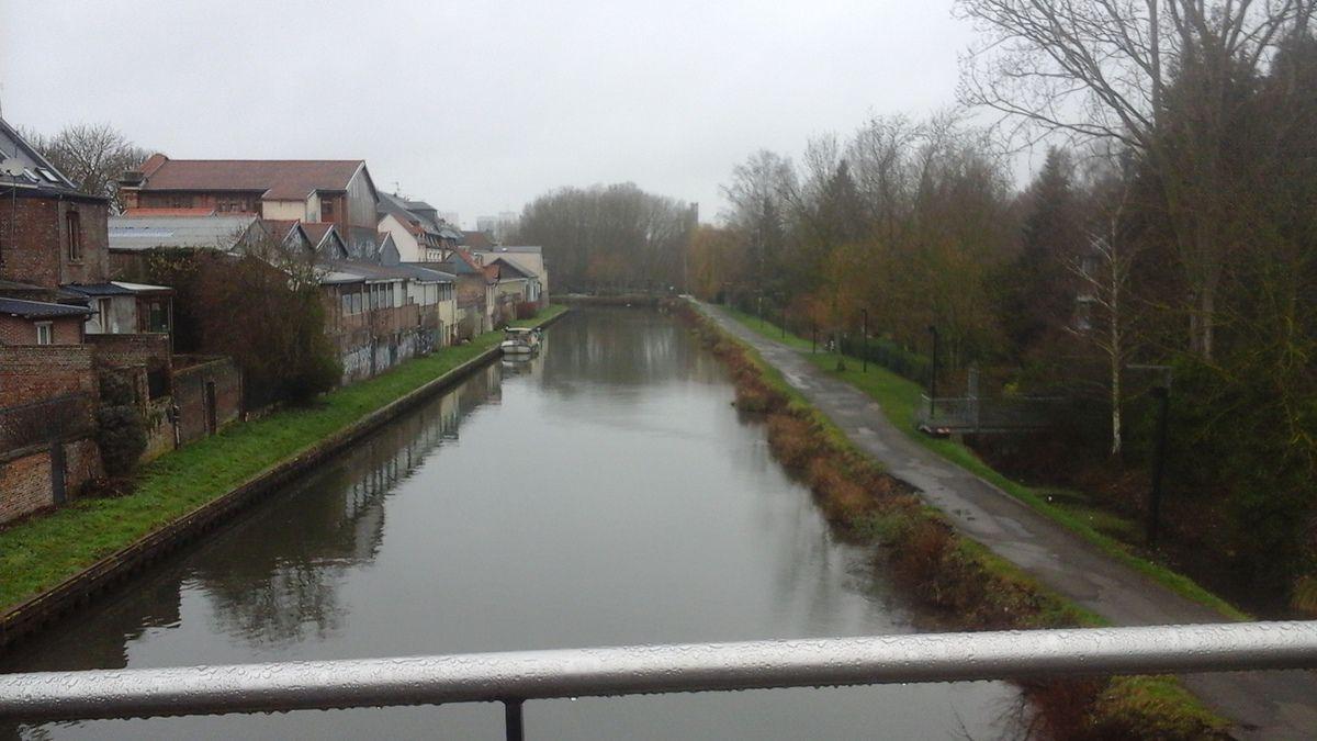 D'Abbeville à Amiens.